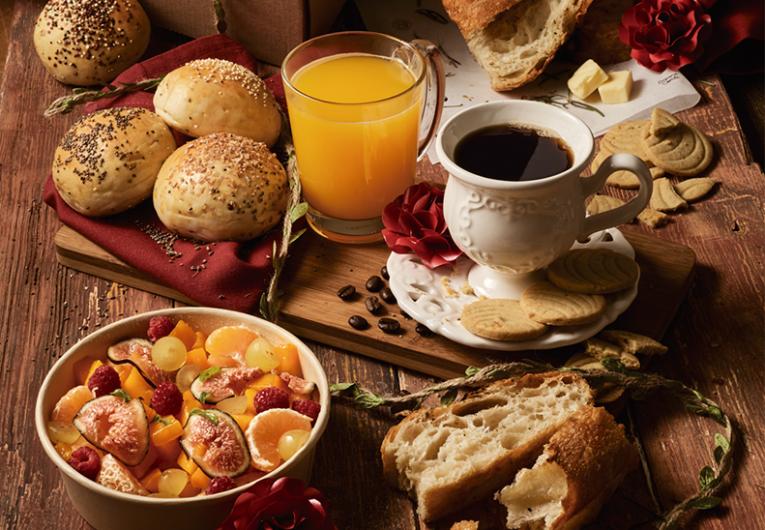 Desayuno de mamá